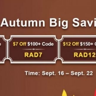 Group logo of RSorder Autumn Big Discounts: Chance to Purchase Up to $18 Off Runescape Gold 2007